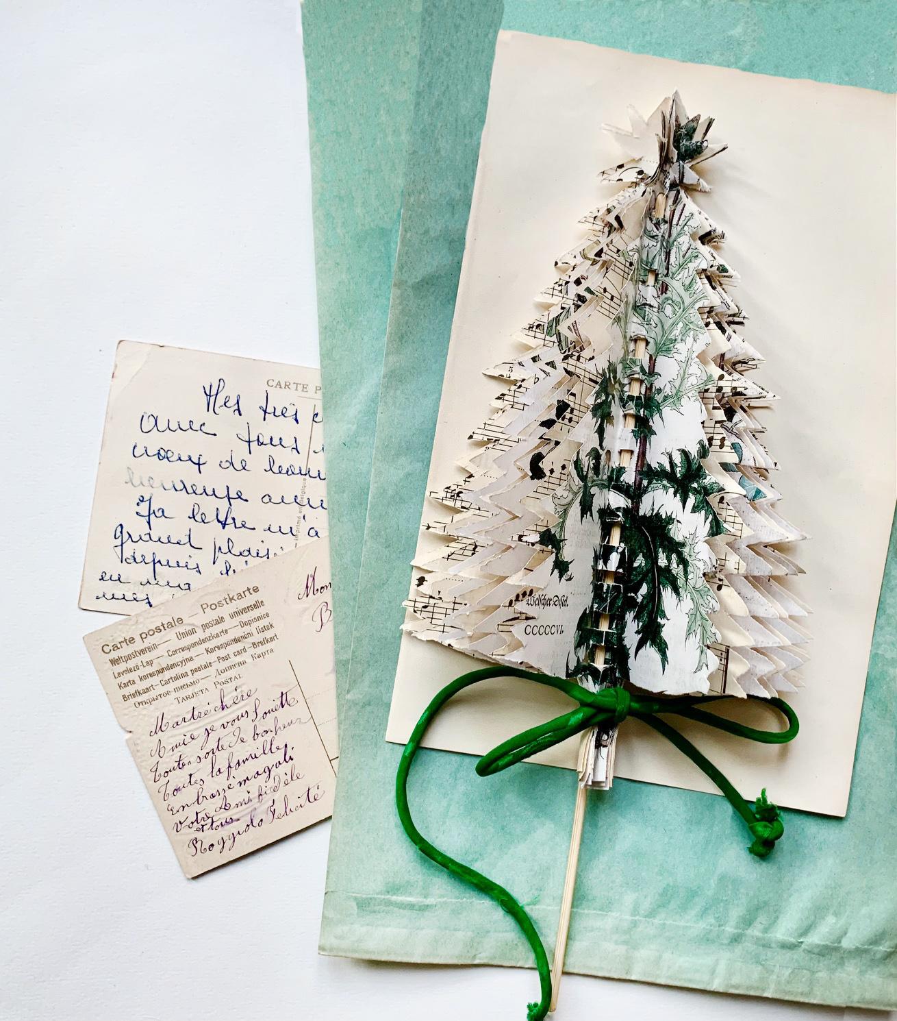juletræe på pose