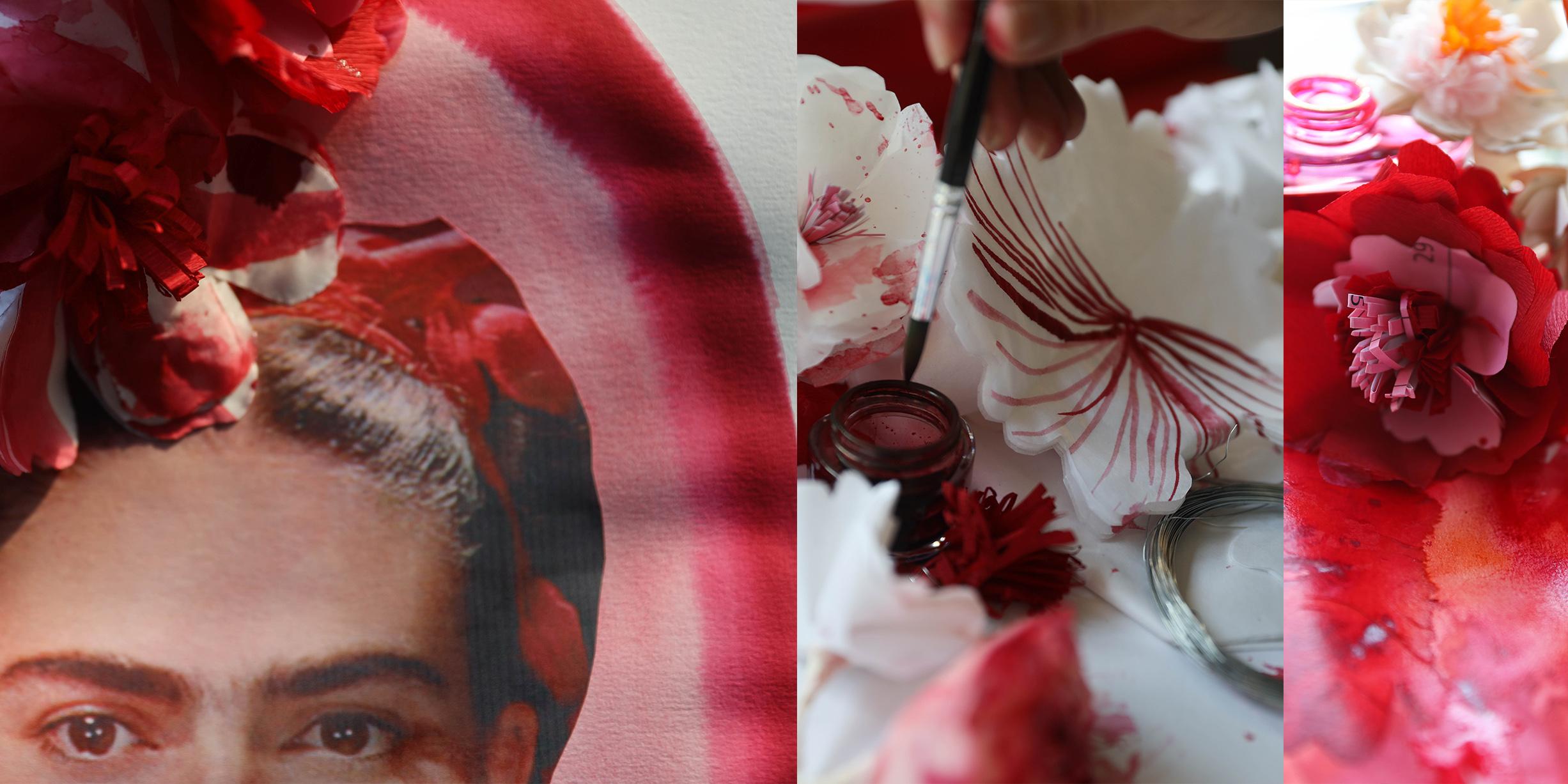Frida Kahlo redink